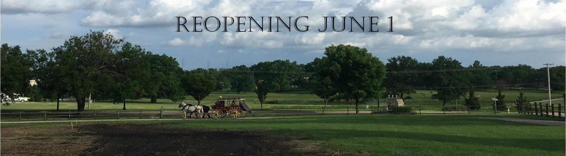 Reopening June 1