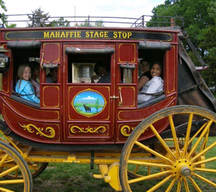 Image result for mahaffie stagecoach